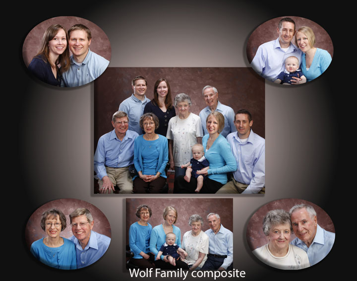 Composite family group